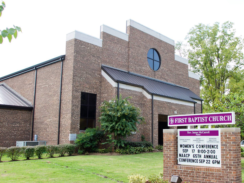 First Baptist Church of Murfreesboro